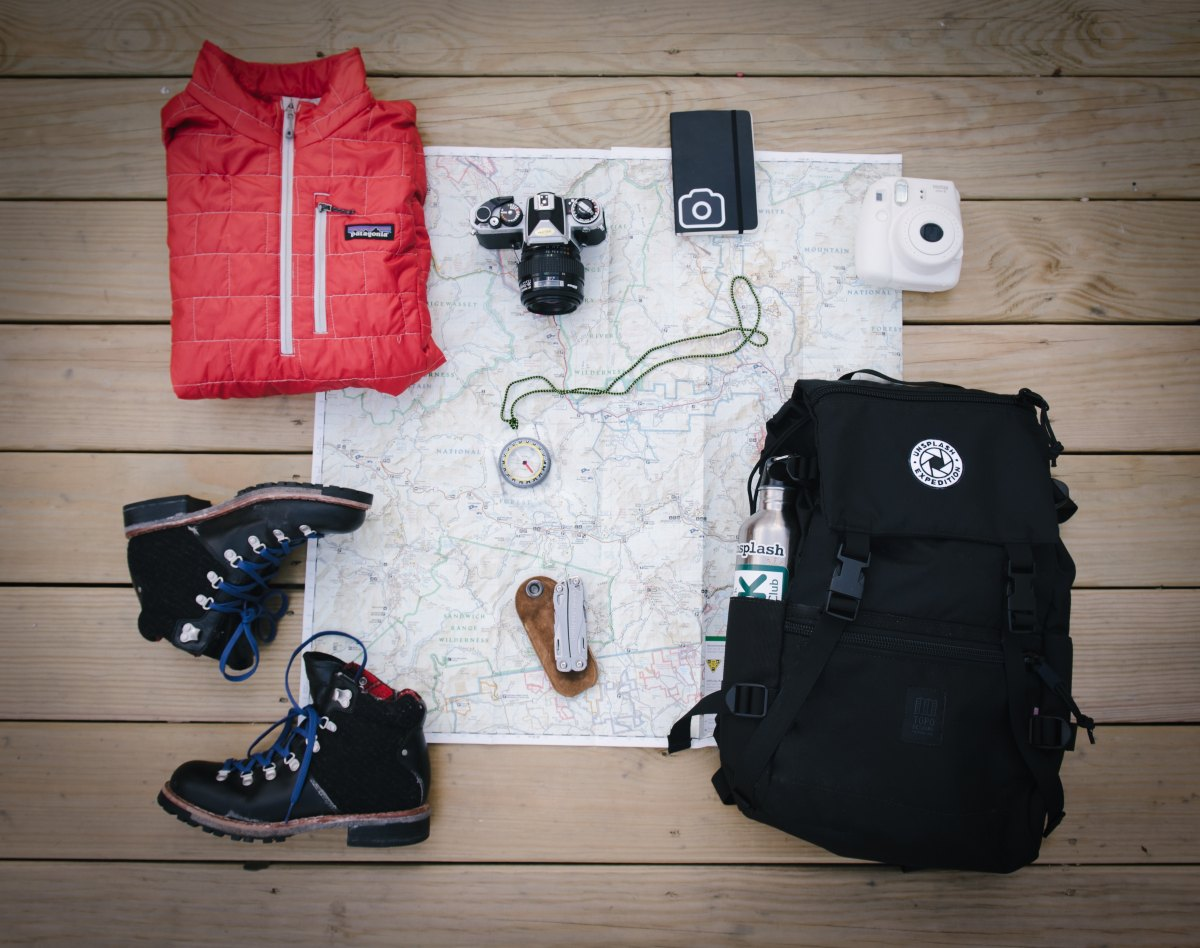 Solo Backpacking in Thailand for 2 Months: What's in myBag